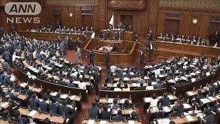 通常国会はきょう閉幕 与野党対決は参議院選挙へ(19/06/26)