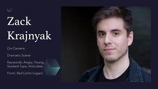 Zack Krajnyak RED - John Logan