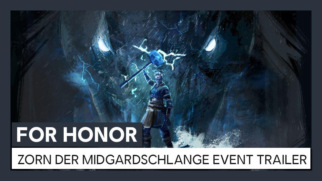 Download Zorn der Midgardschlange Event Trailer | Ubisoft [DE]