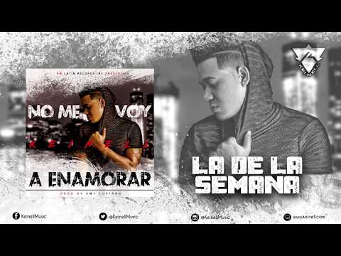 Baixar Keinell - No Me Voy A Enamorar (Lyric Video)