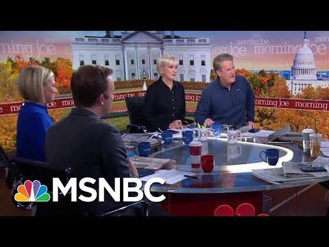 Joe: Wednesday Was Sad And Depressing To Watch   Morning Joe   MSNBC