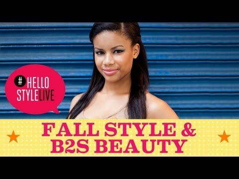 Fall Style & Back-to-School Beauty  | #HelloStyleLIVE, Aug. 19