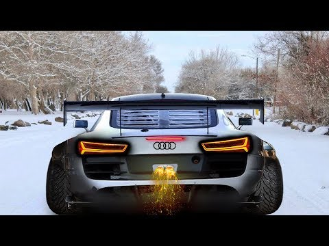 Thumbnail: Driving WILD on SNOW **$4.000.000 UNBELIEVABLE**