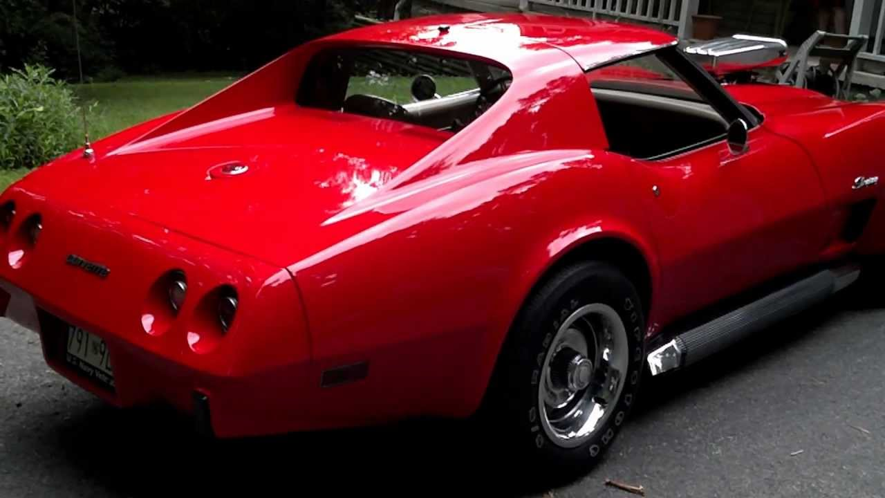RLWSr 1975 Corvette Stingray 09 05 2012 YouTube