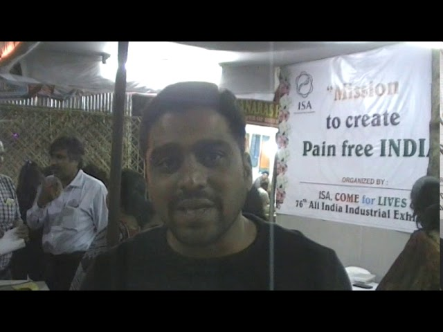 Effect of Sujok Therapy and Pain relief within 5 Seconds