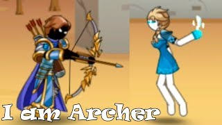 I am Archer! Clone Armies stickman! Атака стикменов! Clone Stick War, война человечков!
