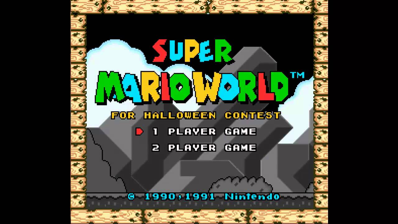 SMW Central Halloween Level Design Contest 2014, Part 1