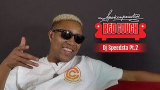 DJ Speedsta Talks Rap Beef, Mental Health, and More On Red Couch