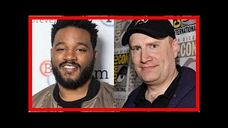 Breaking News   Marvel Boss Kevin Feige on Ryan Coogler's 'Black Panther': 'Best Movie We've Ever M