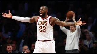 Cleveland Cavaliers vs Raptors Beatdown and Bloopers Highlights and Analysis 11Jan2018