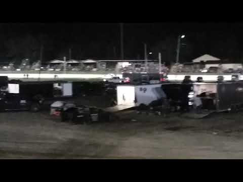 Bedford Speedway Simi Lates Feature 5/20/19