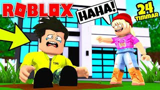 SAY YES TO MY GIRLFRIEND IN 24H IN ROBLOX BLOXBURG