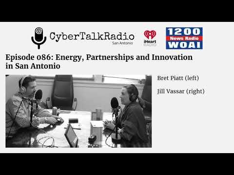Cyber Talk Radio: Energy, Partnerships & Innnovation in San Antonio with EPIcenter