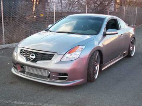 The 2008 Modified Mag Quot Ultimate Altima Quot Youtube