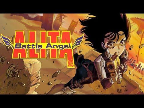 Battle Angel Alita 1993