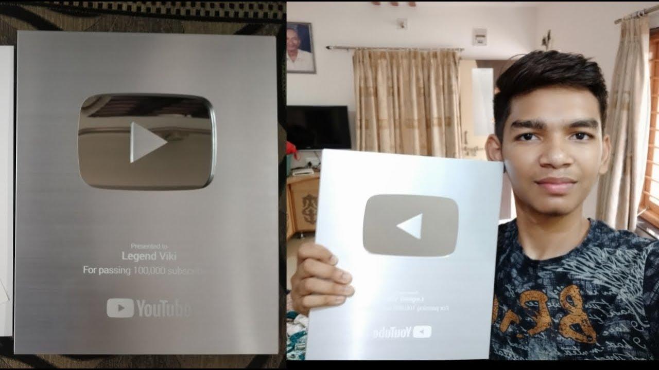 Youtube Sent Me Gift 😋