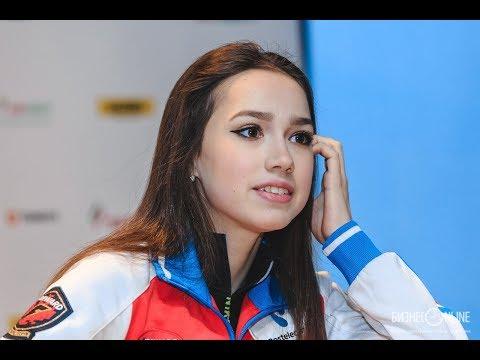 Алина Загитова весной выступит в более шести различных шоу на льду