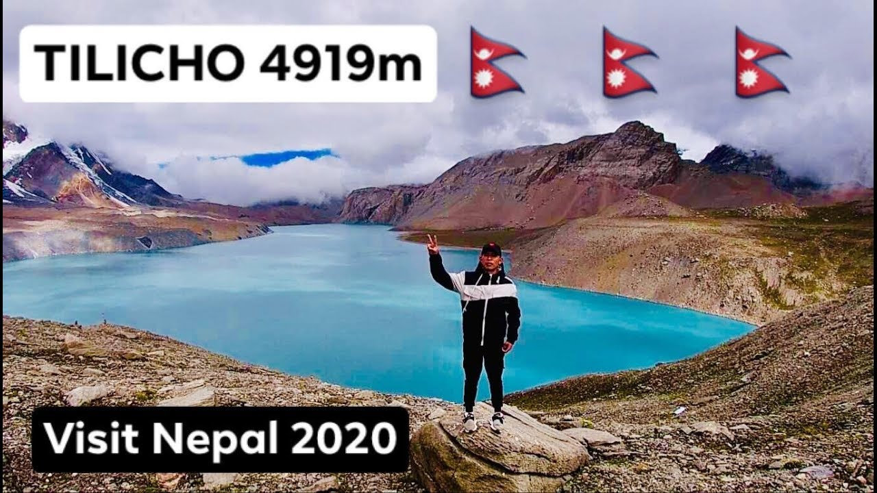 Download TILICHO  4919m  DAY #4    (Tilicho Base Camp to Tilicho ) #visit nepal 2020