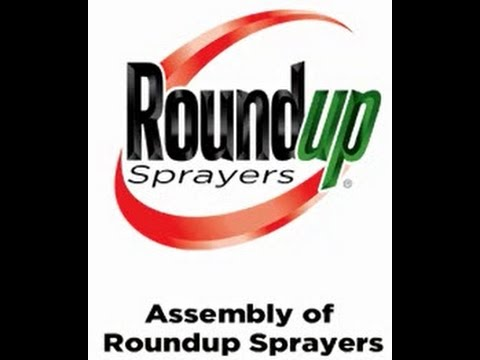 Embling Your Roundup Sprayer