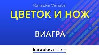 Цветок и нож - ВиаГра (Karaoke version)