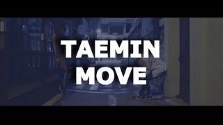 태민 (TAEMIN) - MOVE Dance Full Cover