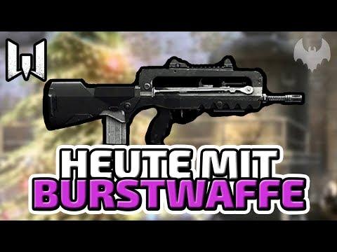 Heute mit Burstwaffe - ♠ Warface ♠ - Deutsch German - Dhalucard