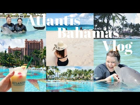 Atlantis Resort, Bahamas Travel Vlog | As Told By