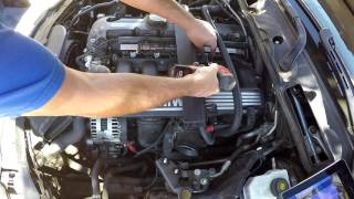 BMW 3 Series Starter Replacement