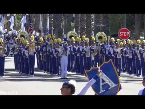 Garey HS - The Gallant Seventh - 2015 Loara Band Review