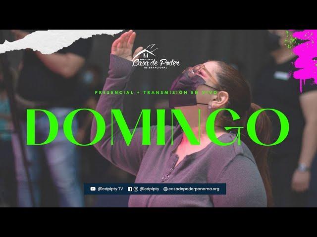 Domingo de Victoria #176| Apóstol Rigoberto Bernal|  Casa de Poder Panamá