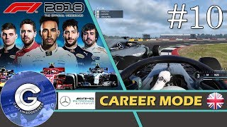 Let's Play F1 2018 Career Mode   Mercedes Career #10   OUR HOME GRAND PRIX