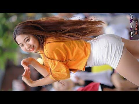 [4K] 180610 [나랑 사귈래] 댄스팀 다이아나 Diana 지윤 직캠 [아프리카TV 홍대 버스킹]