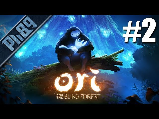 ÉS A VÍZ MEGTISZTUL | Ori and the Blind Forest Definitive Edition #2