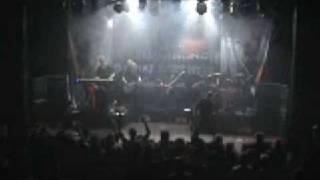 "Mercenary ""Execution Style"" live @ Voxhall, Århus (Headbangers Ball Tour 2008)"