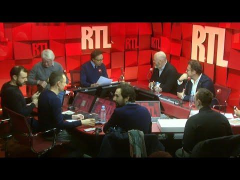 Philippe Etchebest et Michel Sarran dans À La Bonne Heure !
