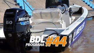 TEST DRIVE: NUEVO MOTOR MERCURY SEA PRO