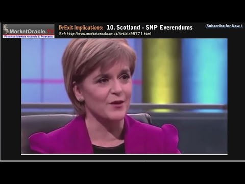 Scotland Second Independence Referendum War - SNP Determined to Destroy the UK