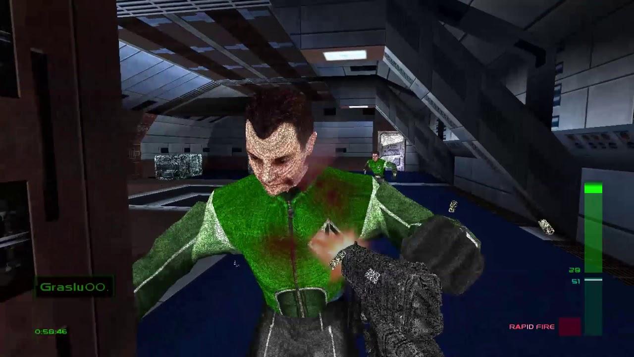 Perfect Dark XBLA - Xenia (Xbox 360 Emulator)