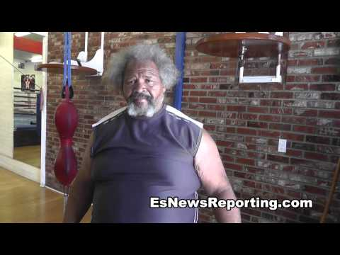Sampson calls out Klitschko maybe related to Oprah lands a body shot on seckbach - esnews