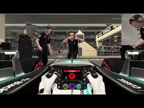 Racestars.nl F1 2015 DhrSamuel F1 Abu Dubai