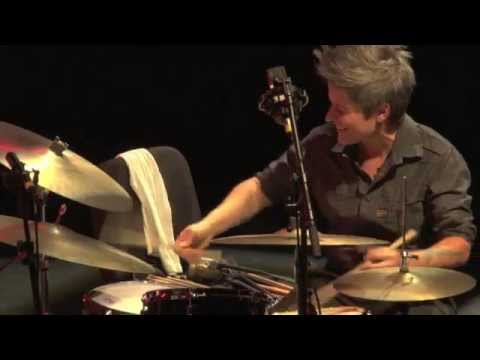 Allison Miller's Boom Tic BoomAngel City Jazz FestivalDrum Solo