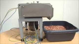 Copper wire stripper / Nitech CableX  video