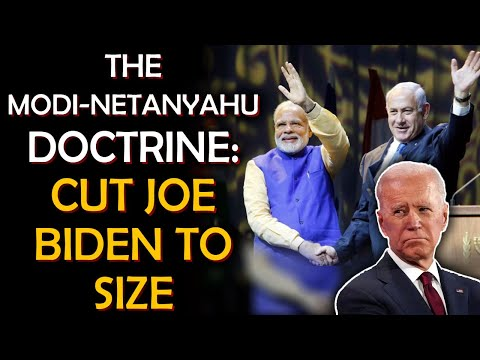 India and Israel have come up with a plan to reduce Biden's effect in West Asia to zero