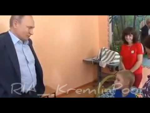 Интересная беседа Путина и мальчика из затопленного Тулуна