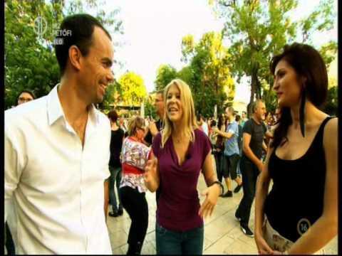 Social Dance Hungary Erzsébet téri Salsa @ Petőfi TV
