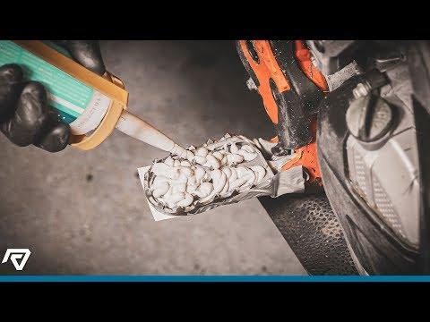 8 Dirt Bike Hacks In 90 Seconds.