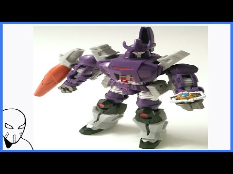 Transformers GALVATRON 3rd Party Toy Action Figure Review