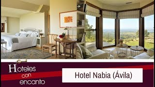 El Hotel Nabia, con sus 12 habitaciones, es un hotel rural de lujo ...