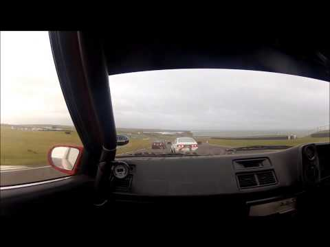 Anglesey Drift Matsuri 2014 AE86 ATTACK!