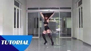 Tutorial Mirror | Dạy nhảy Ji Yeon T-ARA - Never Ever | 지연 티아라 - 1분 1초 | Panoma Dance Crew
